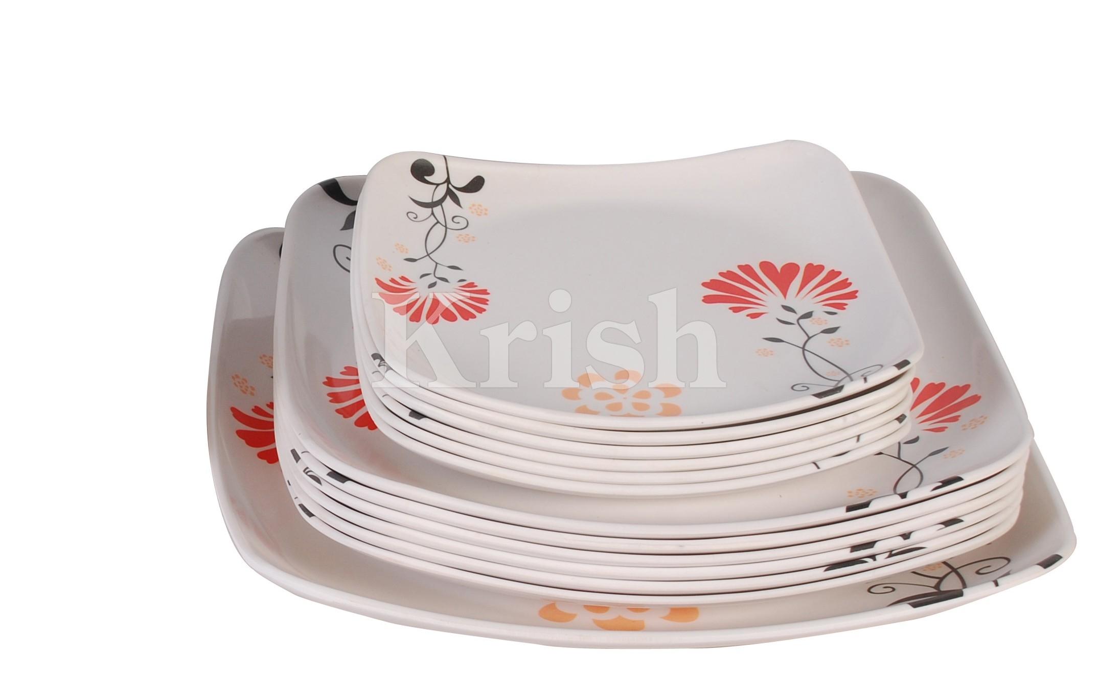 Plates \u0026 Bowls. Round Melamine Flat Plates  sc 1 st  Ice Box Manufacturers & Ice Box Manufacturers